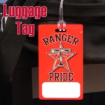 Rectangle Luggage Tag