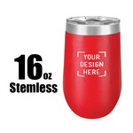 16oz Stemless Tumbler